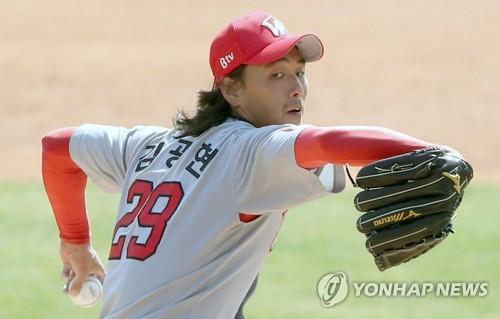 SK 김광현 152㎞