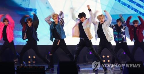 NCT DREAM帅气群舞