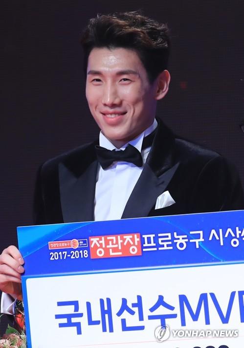 국내선수 MVP 두경민