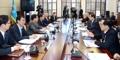 Réunion du comité préparatoire au sommet intercoréen