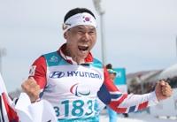 '26년 만에 첫 금' 신의현, 동계 패럴림픽 새 역사 썼다