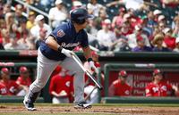 최지만, 시범경기 3호 홈런 폭발…타율 0.419