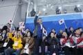 문 대통령, 평창패럴림픽 폐회식 참석…출전선수들 격려