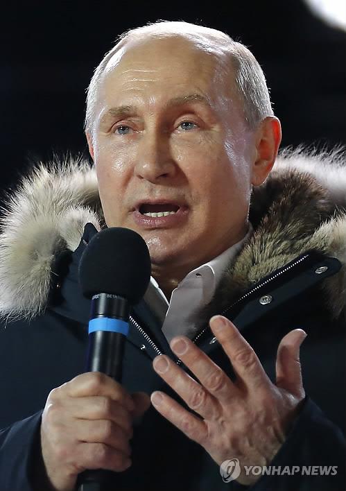 푸틴 4기, 대외 강경노선 유지될 듯…최우선 과제는 경제개혁