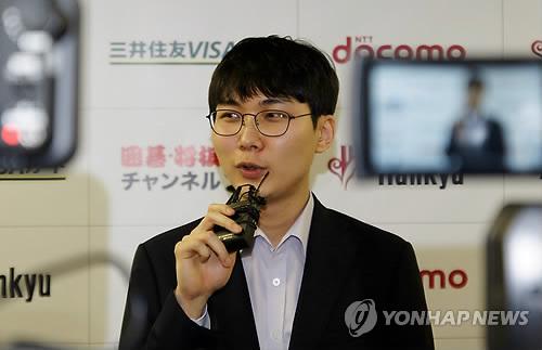 '중·일 일인자 연파' 박정환, 월드바둑챔피언십 2연패