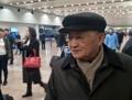 朝鲜祖国统一研究院长抵京