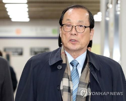 장영달 전 의원