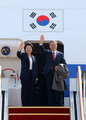 文大統領 ベトナム・UAE訪問へ出発