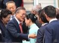 文大統領がベトナム訪問