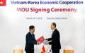 MoU Corée-Vietnam