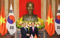 Conférence de presse Corée-Vietnam
