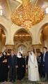 アブダビのモスク訪問