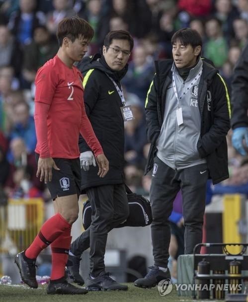 월드컵 대표팀 '승선' 이근호·김진수, 당분간 재활에 전념