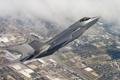 El caza de sigilo surcoreano F-35A
