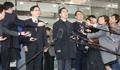 La delegación surcoreana para los diálogos de alto nivel
