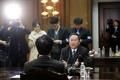 韩朝高级别会谈朝方代表发言