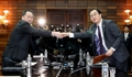 南北首脳会談 4月27日で合意