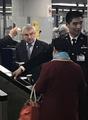 Chef du CIO vers Pyongyang