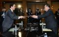 La cumbre intercoreana se celebrará el 27 de abril