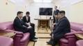 El interior del tren especial de Kim Jong-un