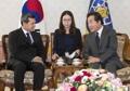 Avec le vice-PM turkmène