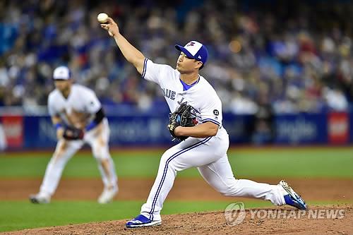 오승환, 1이닝 퍼펙트…시즌 8번째 홀드(종합)