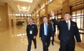 El ministro de Cultura surcoreano en Pyongyang