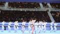 Démonstration de taekwondo