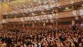 Concierto de la troupe surcoreana en Pyongyang