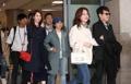 韩国艺术团回国
