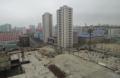 El centro de Pyongyang