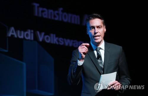 아우디폭스바겐, 2년만에 영업재개 선언