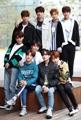 Rookie boy band UNB