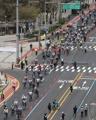 单车专用道路正式开通