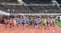 平壌で国際マラソン
