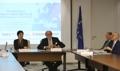 El representante de la UE mantendrá seminarios con federaciones sindicales