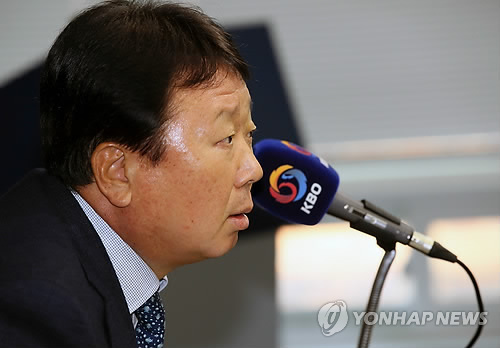 2018 AG 예비명단 발표하는 선동열 감독