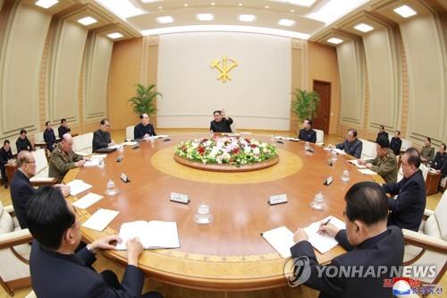 المصدر:وكالة الانباء المركزية الكورية الشمالية( ممنوع اعادة توزيع الصورة خارج كوريا )