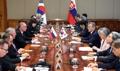 Sommet Corée-Slovaquie