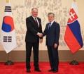 Cumbre Corea del Sur-Eslovaquia