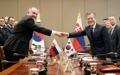 スロバキア大統領と会談