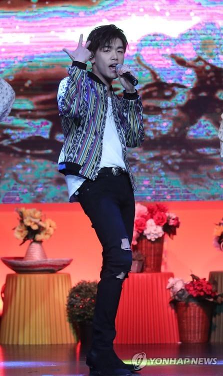 Singer Eric Nam