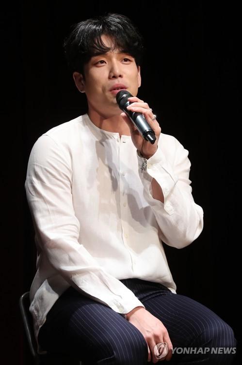 Singer Lee Changmin