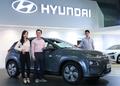 Hyundai lanza el Kona eléctrico
