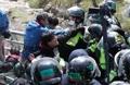 THAAD基地 地元住民らを強制排除