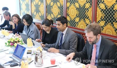EU urges S. Korea to ratify ILO conventions