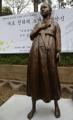 ソウルに新たな少女像