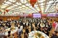 Una 'troupe' artística china en Pyongyang