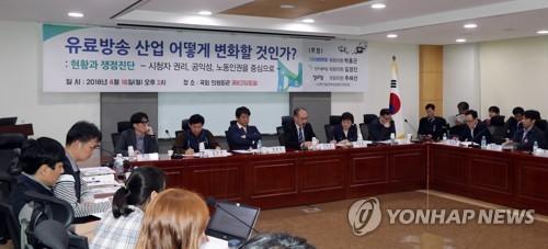 [하반기 유료방송] ①합산규제 일몰에 '몸집 불리기' 경쟁 예고