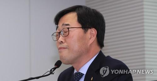 김기식 금감원장 '사의'